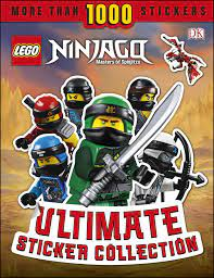 LEGO NINJAGO Ultimate Sticker Collection - Penguin Books Australia