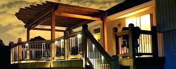 led deck lighting ideas. Outdoor Led Deck Lighting Ideas . E