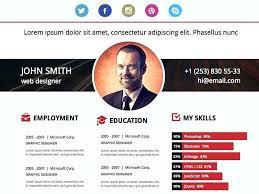 Best Resume Websites Best Resume Website Templates Free Websites Template C Vs