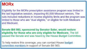 Missouri Medicaid Eligibility Chart