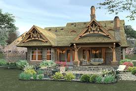 traditional small craftsman style house plans cottage floor