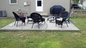 concrete slab patio. Attached Images Concrete Slab Patio G