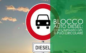 Blocco auto Diesel: con l'impianto Gpl si può circolare - Il ...