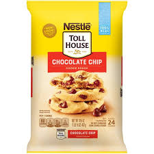 toll house chocolate chip nestle toll house chocolate chip cookie dough