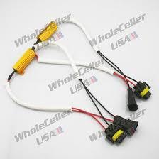 2x h8 led load resistor wiring harness error free for daytime Led Load Resistor Wiring Diagram 2x h8 led load resistor wiring harness error free for daytime running light LED Blinker Resistor Install