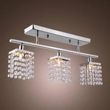 track lighting chandelier. Image Of: Flush Mount Lighting Chandelier Track I