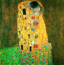 Kunstdruck Gustav Klimt - Il Bacio bei EuroPosters