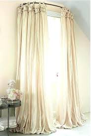 curved shower curtain rods semi circular curtain rod use a curved shower curtain rod to make a window look bigger moen curved tension shower curtain rods
