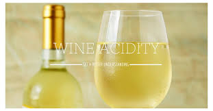 Wine Acidity Chart Wine Acidity Vinrac Wine Racks