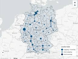 Is Germany slowing down fast enough due to COVID-19? - Teralytics