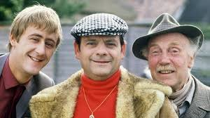 before only fools and horses david jason hadn t had a major tv role with the exception of open all hours despite the fact that he looked nothing like his