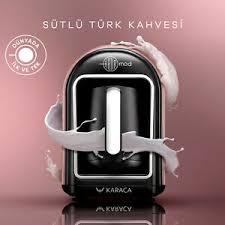 Arzum okka turkish coffee machine gives you the best turkish brew. Karaca Hatir Mod Turkish Coffee Machine With Milk Ebay