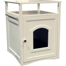 hide cat litter box furniture. allen litter box end table hide cat furniture