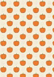 Pumpkin Pattern Wallpapers - Top Free ...