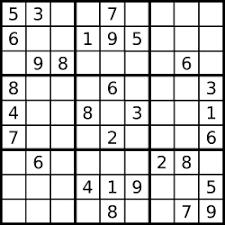 Sudoku Puzzel Solver C Sudoku Solver Source Code Scottlilly Com