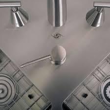 Dax Handmade Corner Double Bowl Top Mount Kitchen Sink 16 Gauge