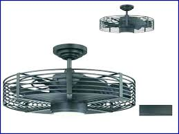 cage ceiling fans flush mount caged ceiling fan flush mount caged ceiling fan enclosed ceiling fan