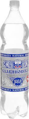 <b>Славяновская вода минеральная</b> природная питьевая лечебно ...