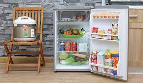 Đánh giá chi tiết tủ lạnh mini Aqua AQR-95ER-SV