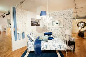 our new season wallpaper prints were displayed in a rather special record gallery these included new prints such as beatrice summer palace royal blue