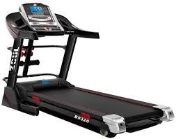 zoul fitness digital multi functional mager treadmill b 9320