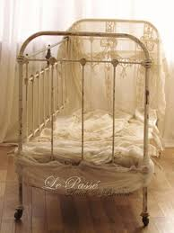 Best 25 Vintage Ba Cribs Ideas On Pinterest Victorian Cribs Antique Baby  Furniture
