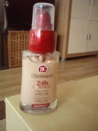 dermacol 24h control long lasting make up odstín 01 foto č 1 recenze