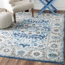 alfon aqua area rug wayfair rug market