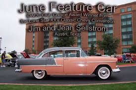 jim strom 1955 chevrolet bel air