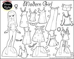 Astronaut Paper Doll Free Printable Paper Doll Coloring Pages Modern