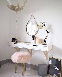 best 25 makeup desk ideas on vanity vanity ideas and rose gold dressing table chair
