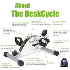 about the deskcycle