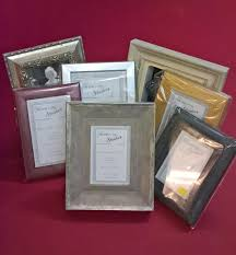 ready made photo or picture frames