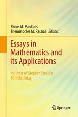 essays in mathematics and its applications in honor of panos m  essays in mathematics and its applications