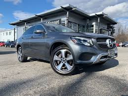 Explore the glc 300 4matic coupe, including specifications, key features, packages and more. Certified Pre Owned 2018 Mercedes Benz Glc 300 Coupe Coupe In Chicopee F357161a Mercedes Benz Of Springfield