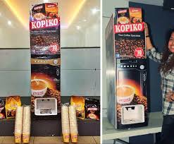 Kopiko Vending Machine Best Planet Mobile Business Club Our Products
