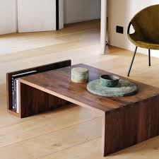 ethnicraft walnut naomi coffee table  solid wood furniture