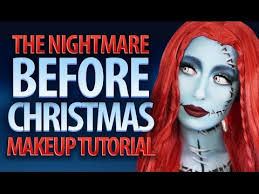the nightmare before sally makeup tutorial victoria lyn beauty you