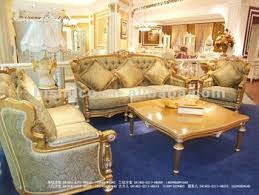 luxury living room furniture. Luxury European Classical Sofa Set, Wood Carving Set,gold Plated Living Room Furniture