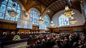 Деятельность международного суда оон курсовая