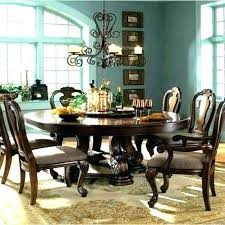 metal and wood round dining table solid wood round dining table decorating ideas round wood dining