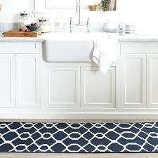 2x3 kitchen rug scroll tile kitchen rug blue