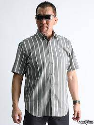 ストライプ シャツ