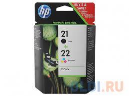 Комплект <b>картриджей HP SD367AE</b> (№21) (C9351АE + C9352AE ...