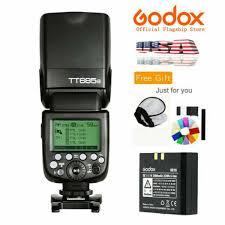 <b>Godox Thinklite TTL</b> Tt685n Camera Flash High Speed 1/8000s ...