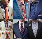 Фото модных галстуков