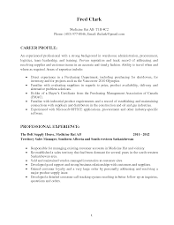 Cover Letter Procurement Specialist Resume Procurement Contract