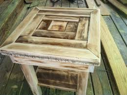 Table Top Designs Wood
