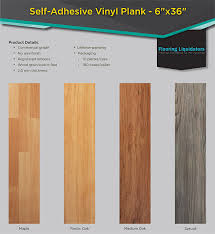 commercial waterproof luxury vinyl plank tile flooring