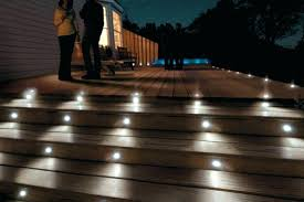 led stair lights outdoor outdoor stairs lighting image of led stair lights deck low voltage outdoor